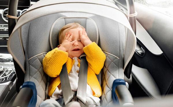Trygghet på ditt barns första resor