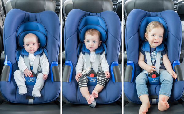 Plats att växa – lämplig från födseln upp till 15 månaders ålder