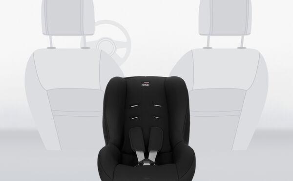 Stor HI-WAY II - car seat | Britax Römer HH-71