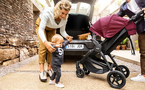 Our buggies: lightweight and nimble