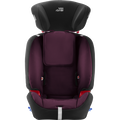 Britax MULTI-TECH III Burgundy Red