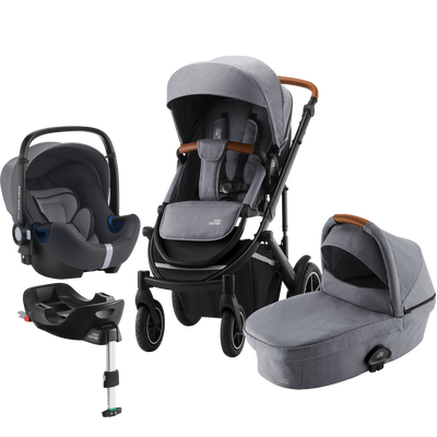 Britax SMILE III – COMFORT PLUS BUNDLE