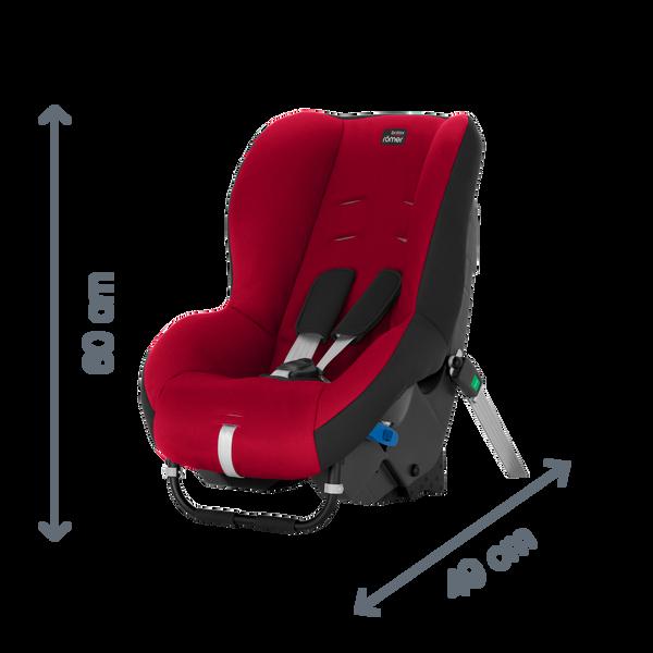Utmerket HI-WAY II - car seat | Britax Römer RP-84