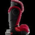 Britax KIDFIX XP SICT - Black Series Flame Red