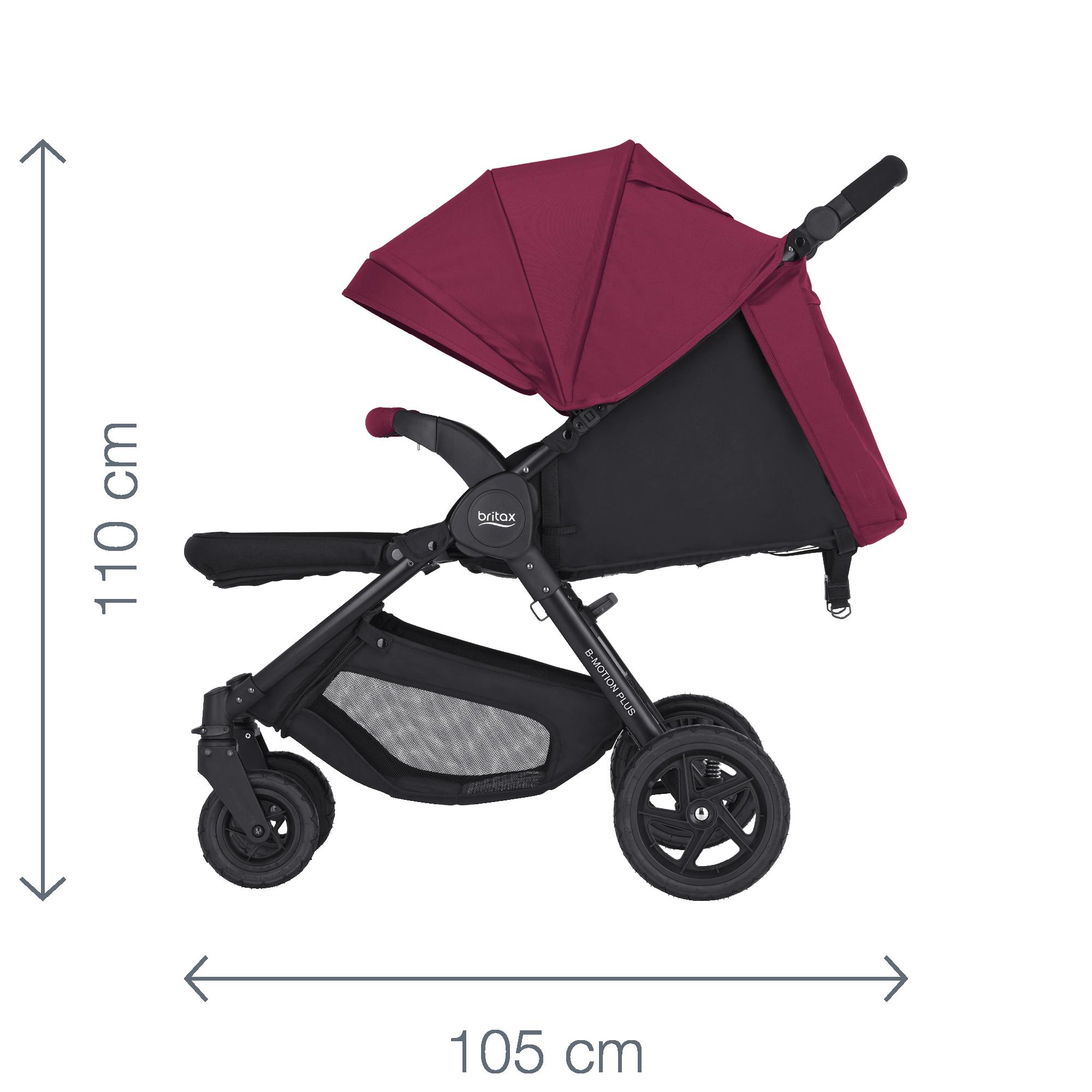Britax Romer Travel Bag for B-AGILE /& B-MOTION Pushchair Stroller Buggy