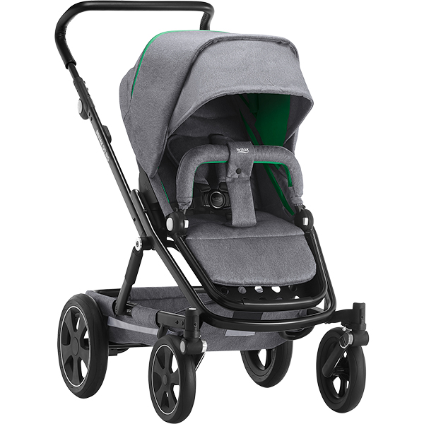 Britax GO² BIG Dynamic Grey