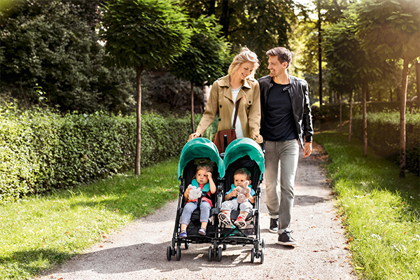 Britax Holiday Double Family